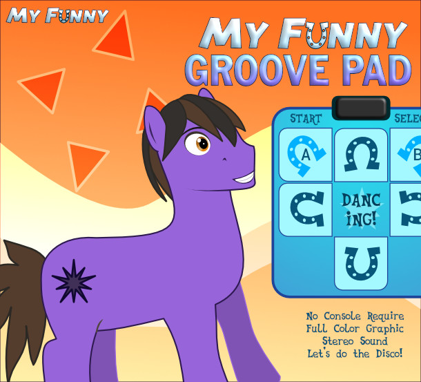 'My Funny'? If there's no appearance by Ponyacci, I shall be somewhat disappointed.